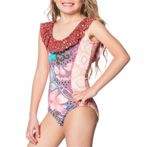 Maaji Masmelo Highways Swimsuit Little Girls'