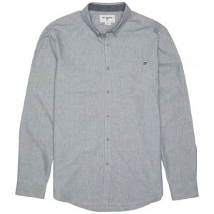 Billabong All Day Long Sleeve Button Down Shirt