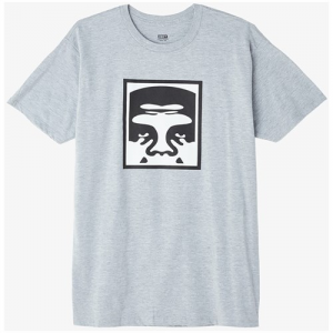 Obey Clothing Half Face Icon Premium T Shirt