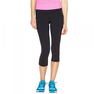Lucy Pocket Capri Leggings Women's