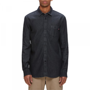 Obey Clothing Keble Long Sleeve Button Down Shirt