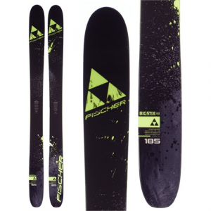Fischer Big Stix 122 Skis 2016