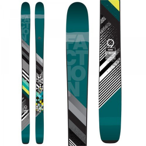 Faction Nine Skis 2016