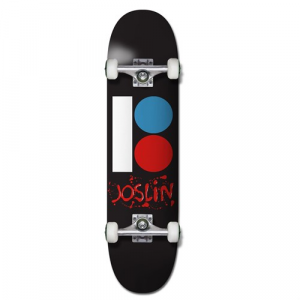 Plan B Joslin Blood 7.7 Skateboard Complete