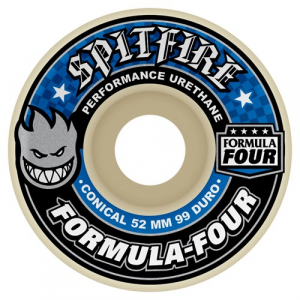 Spitfire Formula Four 99a Conical Skateboard Wheels