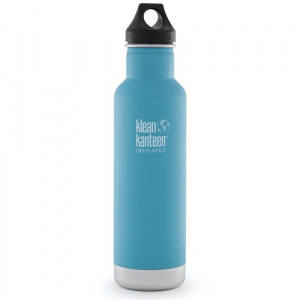 Klean Kanteen Vacuum Insulated Classic 20oz Bottle with Loop Cap