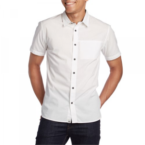 Ourcaste JJ Short Sleeve Button Down Shirt