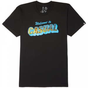 Casual Industrees Welcome to Casual T Shirt