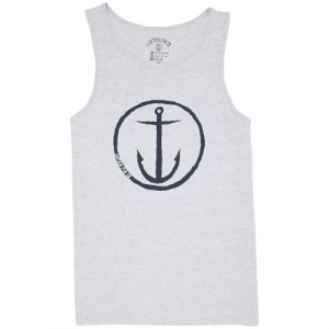 Captain Fin Original Anchor Tank Top