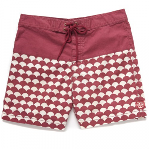 Deus Ex Machina Tugu Scales Boardshorts