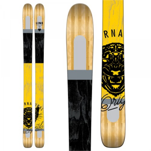 Line Skis Supernatural 100 Skis 2017