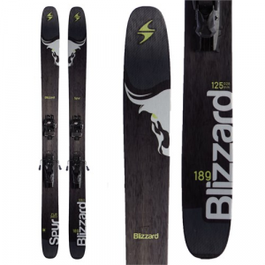 Blizzard Spur Skis + Marker Griffon Demo Bindings 2015