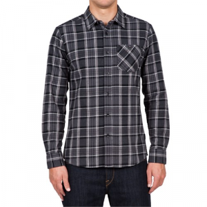 Volcom Gaines Long Sleeve Button Down Shirt