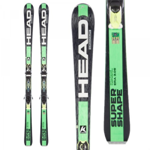 Head iSupershape Magnum Skis PRX 12 Bindings 2016