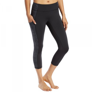Lucy Pocket Run Capri Leggings Women's