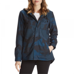 Burton Calla Long Sleeve Woven Flannel Women's