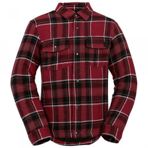 Volcom Bison Insulated Flannel Boys'