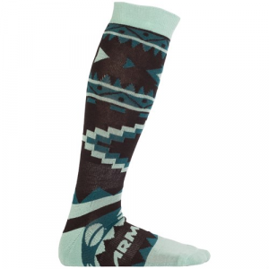 Armada Double Diamond Merino Ski Socks Women's