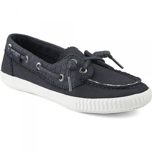 Sperry Top Sider Sayel Away Perf Canvas Shoes Women's