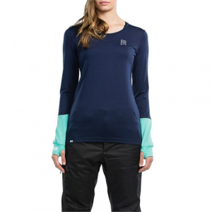 MONS ROYALE Original Long Sleeve Top Womens