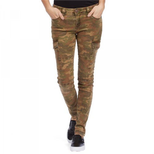 STS Blue Skinny Cargo Pants Women's