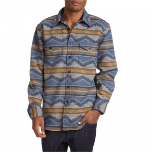 Pendleton Pine Top Fitted Long Sleeve Button Down Shirt