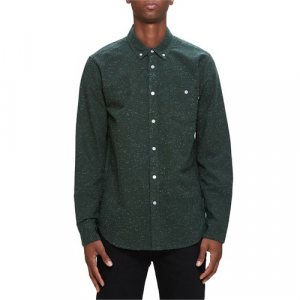 Obey Clothing Hadley Long Sleeve Button Down Shirt