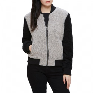 Obey Clothing Arctic Sherpa Jacket Women's