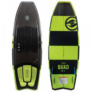 Hyperlite Quad Wakesurf Board 2017