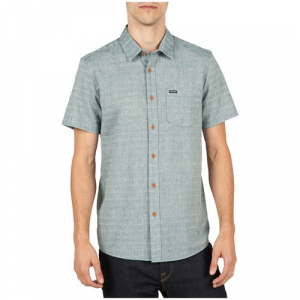 Volcom Thurston Short Sleeve Button Down Shirt