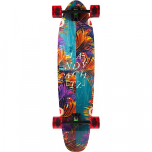Landyachtz Maple Ripper Tropical Nights Longboard Complete