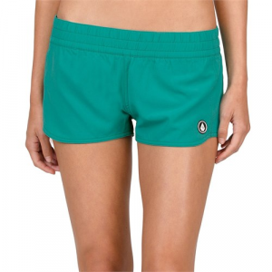 "Volcom Simply Solid 2"" Boardshorts Women's"