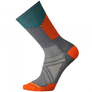 Smartwool PhD(R) Cycle Ultra Light Pattern Crew Socks