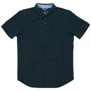 Roark The Kaddy Short Sleeve Button Down Shirt