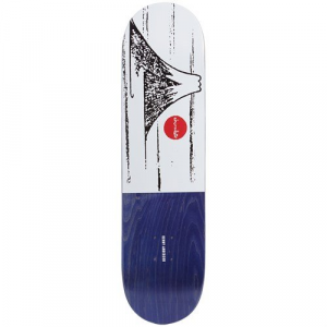 Chocolate Anderson Rising Sun 8.125 Skateboard Deck