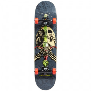 Powell Peralta Skull & Sword One Off 7.88 Skateboard Complete