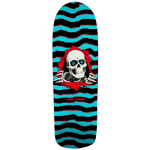 Powell Peralta Old School Ripper Classic Shape 10 Skateboard Deck