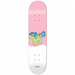 Enjoi My Little Pony Ben 8.125 Skateboard Deck