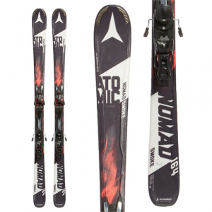 Atomic Nomad Smoke Skis XTO 10 Bindings Used 2016