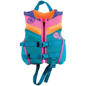 Image of Kid's Hyperlite Child Indy Neo CGA Wakeboard VestLittle Girls' 2021 - Child | Neoprene