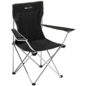 Image of Alpine Mountain Gear Essential Chair 2021 in Blue   Polyester