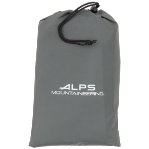 Image of Alps Mountaineering Helix 1 Floor Saver 2021 in Gray   Aluminum/Polyester