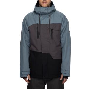 Image of 686 Geo Insulated Jacket 2022 - Medium Black