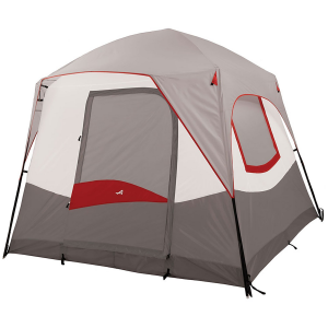 Image of Alps Mountaineering Camp Creek 6 Tent 2021 in Red   Polyester
