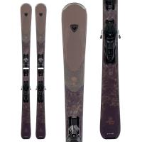 Women's Rossignol Experience W 86 Basalt Skis + NX 12 Konnect GW Bindings 2022 - 166
