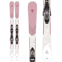 Women's Rossignol Experience W 76 Skis + Xpress 10 GW Bindings 2022 - 144