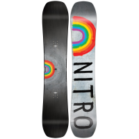 Nitro Optisym Snowboard 2022 - 153