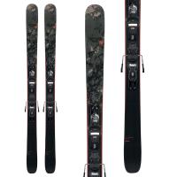 Kid's Rossignol Black Ops Smasher Skis + Xpress 10 GW Bindings 2022 - 170