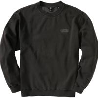 Volcom Backwall Crew Sweatshirt 2021 - Large Black | Cotton/Polyester