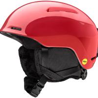 Kid's Smith Glide Jr. MIPS Helmet 2022 - X-Small in Pink